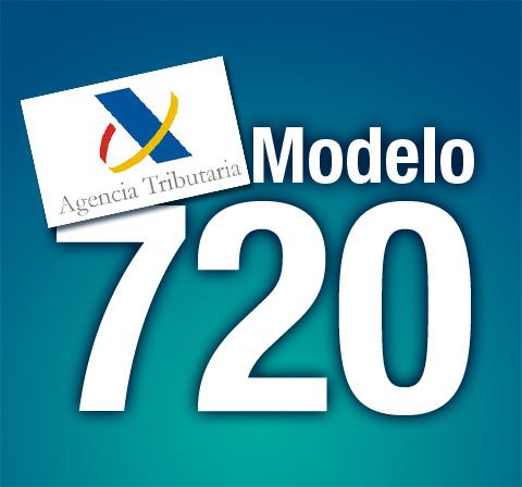 Modelo 720 en la AEAT