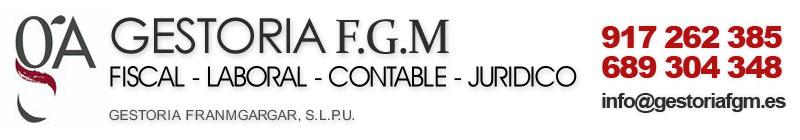 Declaraciondelarentamadrid.es / Gestoría FGM